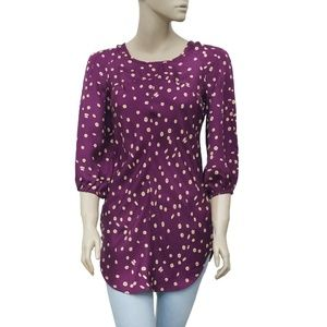 Isabel Marant Étoile Dot Printed Top Tunic XS